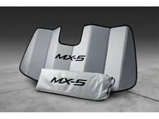 Genuine 2016-2019 Mazda MX5 Miata Windshield Sunscreen Accordion Fold 00008MD11A