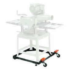 Universal Mobile Base For Table Saw Joiner Rolling Wheels Moving Heavy Machine