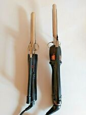 2 Dannyco Professional Curling Irons - Work Perfectly