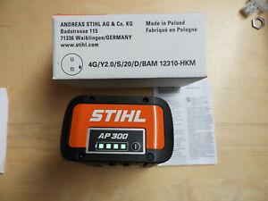 STIHL AP 300 6,3 Ah, 227 Wh, Lithium-Ionen Akku - 4850 400 6570