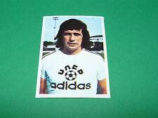 195 J. MUJICA DOGUES AGEDUCATIFS PANINI FOOTBALL 1974-75 LILLE OSC LOSC 74 1975