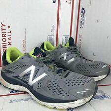 New Balance Mens 880V6 Grey Running Shoes M880GG6 Size 12.5