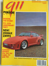 911 & Porsche World Nov/Dec 1993 No 18 Zeemax ZM995, Boxster