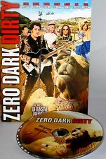 Zero Dark Dirty New! DVD, Corey Feldman Movie Baldwin Comedy Parody Stallone