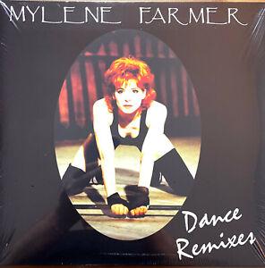 Mylène Farmer 2xLP Dance Remixes - Edition 2020, Vinyles noirs - France (M/M)
