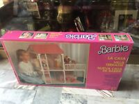 Casa di Barbie vintage MATTEL VILLA TERRASSE
