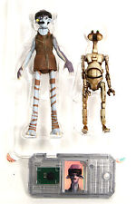 Loose Ody Mandrell & Otoga 222 Pit Droid with Commtech Chip Star Wars Episode 1