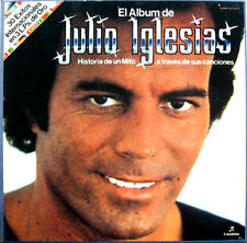 BOX SET LPx3 - Julio Iglesias - El Album De Julio Iglesias (COLLECTING ITEM MINT