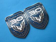 1999 30th Anniversary Trans Am emblem pair