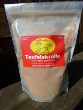 Teufelskralle , gemahlen, Namibia 1 kg. Aromabeutel, frische Ware