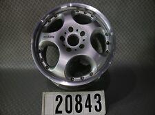 "1Stk.orig. Brabus Monoblock IV Mercedes Alufelge 8,5Jx18"" ET55 Mehrteilig #20843"