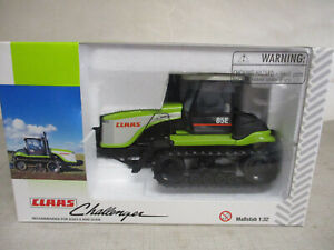 Claas Challanger Model 85E Agricultural Toy Tractor, 1/32 Scale, NIB