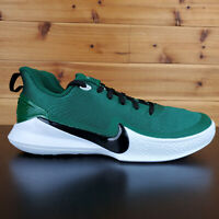 Nike Kobe Mamba Focus Gorge Green Black White Silver Mens Size AT1214-300