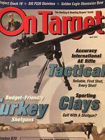 On Target April  2003, S&W 1911, Knight 2k2000 Black Powder Shotgun