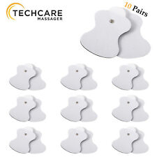 Electrodes for Omron TENS Unit [20 Pieces] Muscle Stimulator Replacement Pads