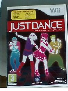 Just Dance for Nintendo Wii Music and Dance Kids Game
