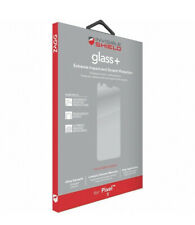 """Zagg InvisibleShield Glass+ Tempered Glass Screen Protector for Google Pixel 5"""""""