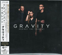 AGAINST THE CURRENT-GRAVITY-JAPAN CD BONUS TRACK E20