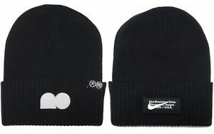 Nike Naomi Osaka Beanie Black DA1544-010 One Size NWT