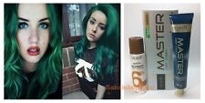 DCASH MASTER CREAM HG 933 GREEN Permanent Hair Dye Super Color BEAUTY STYLING