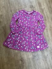 Primark Girls LOL Pink Dress Long Sleeves 5-6 but better for 4-5 years