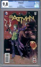 Batman #41  (2015) Joker 75th Anniversary Variant  1st Print CGC 9.8