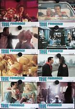 True Romance kompletter Satz 8 AHF Christian Slater, Patricia Arquette, Hopper