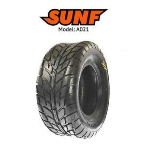 SUNF ATV QUAD TYRE 25X10.00X12 A-021 6PLY