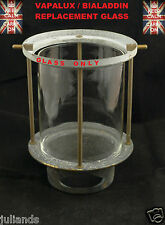 VAPALUX LAMP GLASS BIALADDIN LAMP GLASS KEROSENE LAMP PARAFFIN LAMP