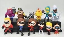 The Incredibles 2 Movie Mini Figures Models 12pcs Set Kids Toys PVC 5cm New