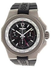 Breitling Bentley GMT	 Titanium 45mm Automatic EB043335/BD78