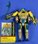TRANSFORMERS BEAST WARS TRANSMETALS CHEETOR COMPLETE HASBRO 1997 For Sale