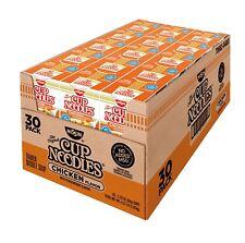 Nissin Cup Noodles, Chicken Flavor (2.25 oz., 30 ct.)
