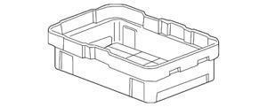 Genuine Honda Box Battery 31521-TK8-A00