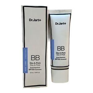 Dr. Jart+, BB Dis-A-Pore SPF 50+ Sunscreen New With Box.Size 1.69 fl oz