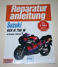 Reparaturanleitung Suzuki GSX-R 750 W, ab Baujahr 1992
