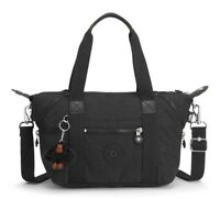 BORSA A MANO E TRACOLLA KIPLING ART MINI K01327 TRUE BLACK J99 SCONTATA