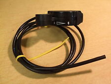 """Throttle Control Cable 4' 10-1/4"""" long *FREE SHIPPING*"""
