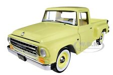 INTERNATIONAL C1100 PICKUP TRUCK SUNSHINE YELLOW 1/25 BY FIRST GEAR 40-0420