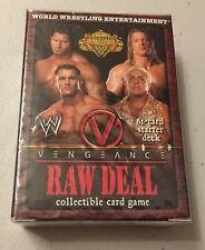 WWE Raw Deal Starter Deck - Evolution: Triple H, Batista, Randy Orton, Ric Flair