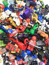LEGO NINJAGO MINIFIGURES RANDOMLY PICKED KAI ZANE JAY NINJAS SNAKES MIX $5 EACH