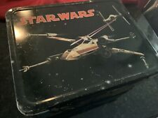 Star Wars 1977 Metal Lunchbox