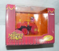 Corgi The Muppet Show 25 Years Animal The Drummer Car Collectable Figurine