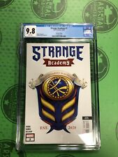 Strange Academy #2 2020 Doctor Strange Marvel Comics 2nd Print CGC 9.8 NM/M