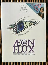 mtv Aeon Flux the complete animated collection Dvd director's cut 3-disc New !