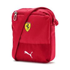 Puma Ferrari Premium SF F1 Portable Shoulder Bag Rosso Corsa 07589801