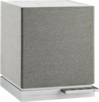 Definitive Technology W7 Tri Polar WHITE Wireless Network Audio Speaker  BIPA A