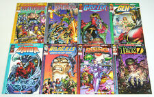 Wildstorm Rising #1-10 VF/NM complete story + prologue - all comics with cards