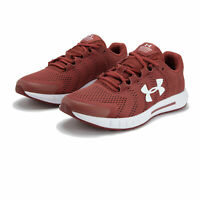 Under Armour Mens Micro G Pursuit BP Running Shoes Trainers Sneakers Red Sports