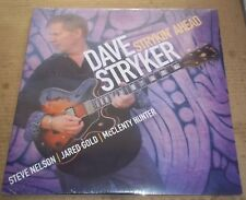 DAVE STRYKER - Strykin' Ahead - Strikezone LP-8815 SEALED